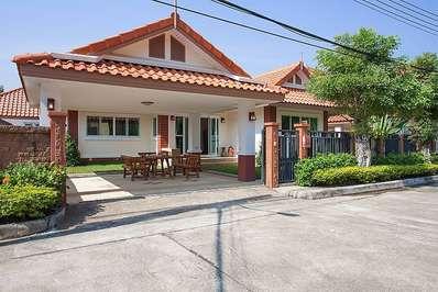 Timberland Villa 301 - Pattaya villa