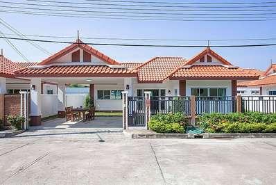 Timberland Villa 303 - Pattaya villa