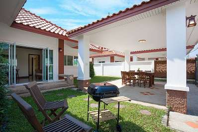 Timberland Villa 304 - Pattaya villa