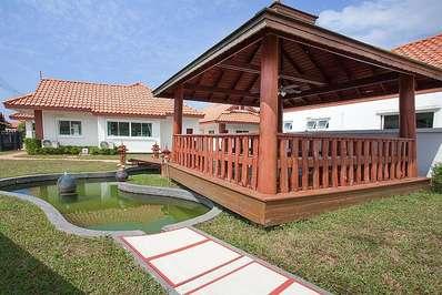 Timberland Villa 305 - Pattaya villa