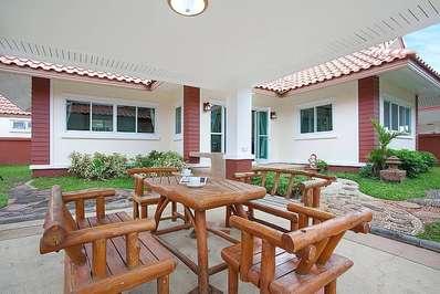 Timberland Villa 306 - Pattaya villa