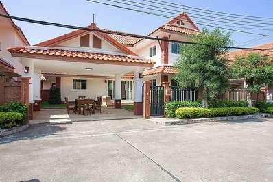 Timberland Villa 401 - Pattaya villa