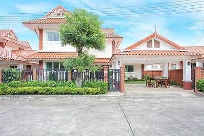 Timberland Villa 403 - Pattaya villa
