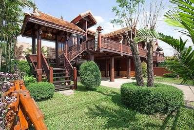 Timberland Villa 201 - Pattaya villa