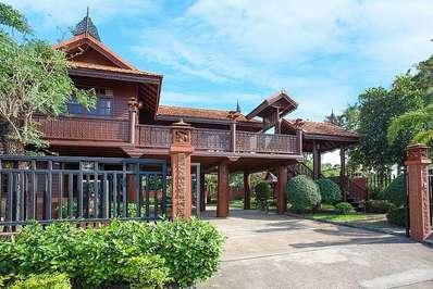 Timberland Villa 202 - Pattaya villa