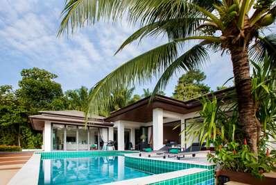 Phukhao Villa - Krabi villa