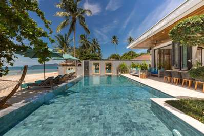 Villa Suma - Koh Samui villa