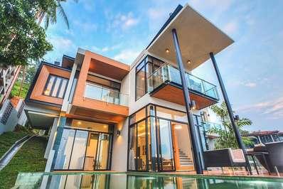 Villa Q'Na - Koh Samui villa