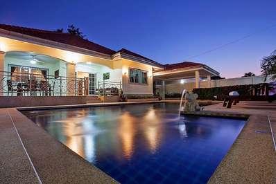 Baan Kinara - Pattaya villa