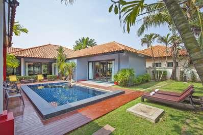 Fandango Villa - Pattaya villa