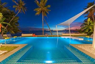 Paradis Blanc - Koh Phangan villa