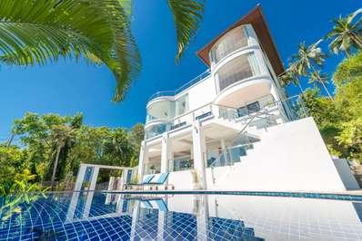 White Stone - Koh Samui villa