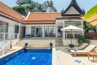 Villa Makata 1 - Phuket villa
