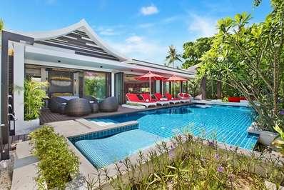 Villa Julia - Koh Samui villa