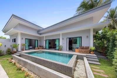 Baan Suaan Bua Villa - Koh Samui villa