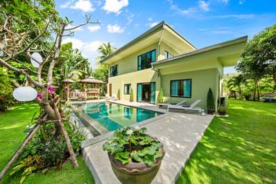 Baan Suaan Serenity Villa - Koh Samui villa