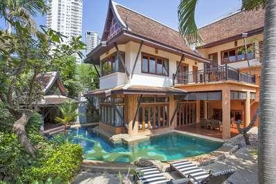 Ruean Sawan - Pattaya villa
