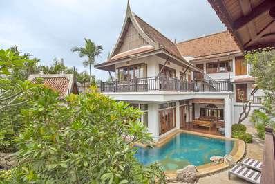 Ruean Maii - Pattaya villa
