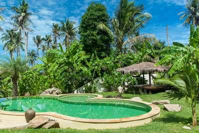 Baan Yai - Koh Phangan villa