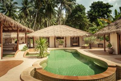 Baan Ya Kha - Koh Phangan villa