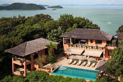 Baan Chirawan - Phuket villa