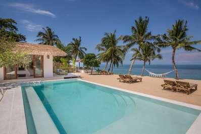 Kya Beach House - Koh Samui villa