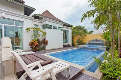 Silver Sky Villa - Pattaya villa