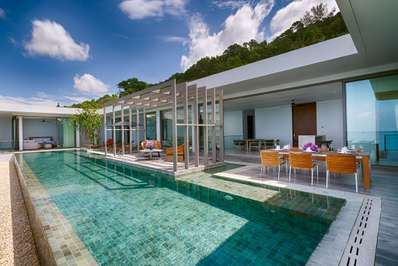 Malaiwana - Penthouse C1 - Phuket villa