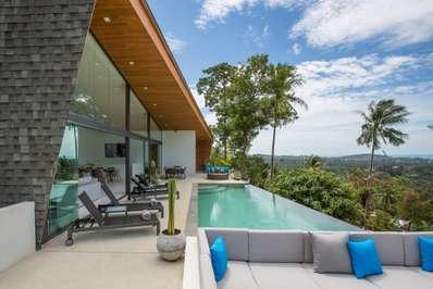Villa Azure Waters - Koh Samui villa