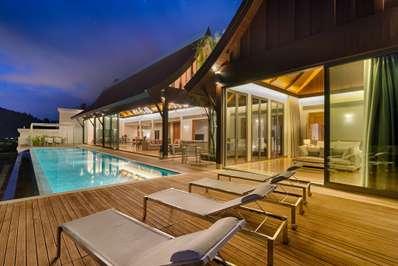 Malaiwana - Villa Haleana - Phuket villa