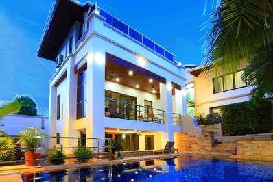 Sunshine Hills Villa 5 - Pattaya villa