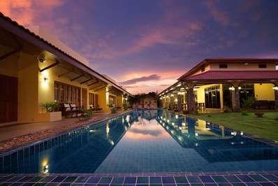 Villa Rosa 10 - Pattaya villa