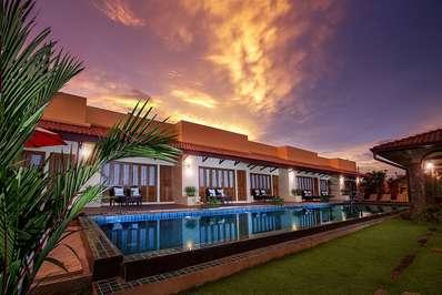 Villa Rosa 6 - Pattaya villa