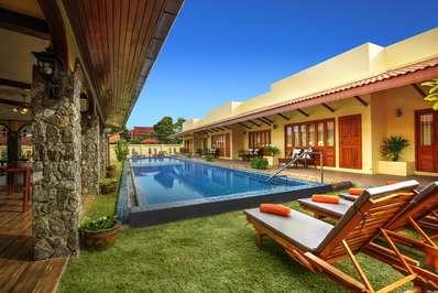 Villa Rosa 8 - Pattaya villa