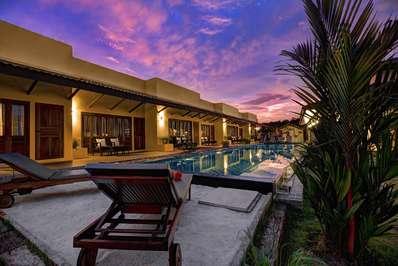 Villa Rosa 9 - Pattaya villa