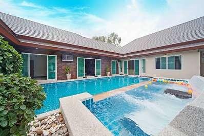 Villa Tropical Hideaway - Pattaya villa