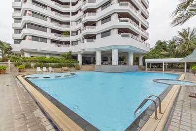 Silver Sands Apartment - Pattaya villa