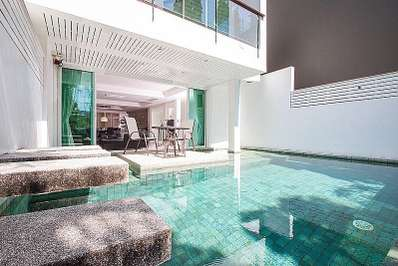 Country Club Pool Villa 4B - Phuket villa