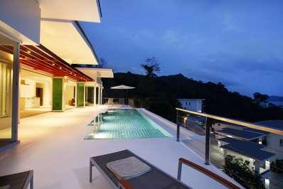 Villa Tian Blue