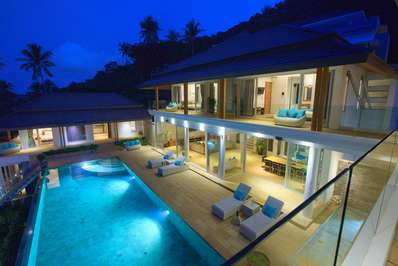 Villa Monsoon - Koh Samui villa