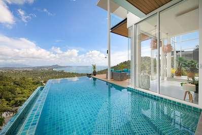 Blue Sea Villa - Koh Samui villa