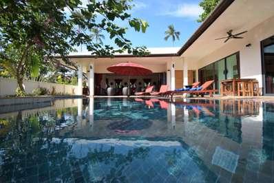Banyan Villa 4 - Koh Samui villa