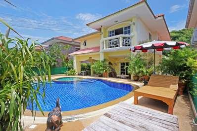 Villa Amiya - Pattaya villa