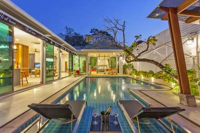 Chill & Chic Villa - Pattaya villa