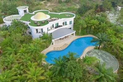 Thaillywood Palace - Pattaya villa