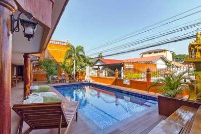 Villa Ragnar - Pattaya villa