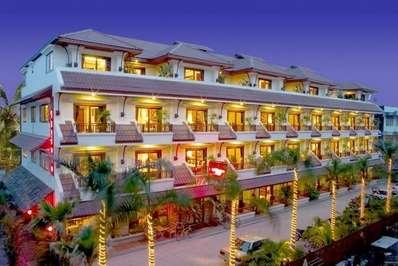 Lanna Boutique Resort - Pattaya villa