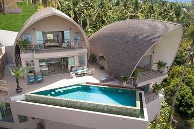 Villa Tao at Comoon - Koh Samui villa