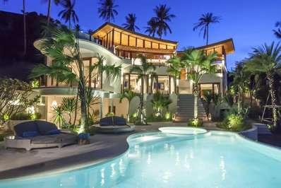 White Phoenix Villa - Koh Samui villa
