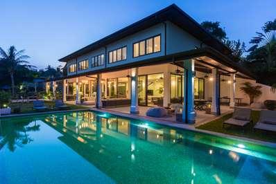 Lemongrass Residence - Koh Samui villa